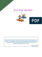 Proyecto Rincón de lectura 2