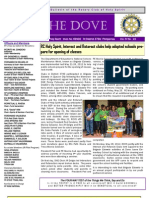 Previous Issues of The Dove eBulletin of RC Holy Spirit D3780