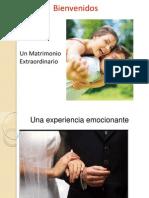 Matrimonio Extraordinario