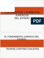 Fundamentos y Atributos Juridicos
