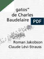 Roman Jakobson Levi Strauss Los Gatos de Charles Baudelaire