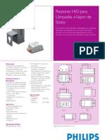 Reator Philips Eletromag Vs