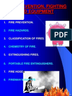 Fire Fighting English