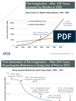 KPCB the Reimagination