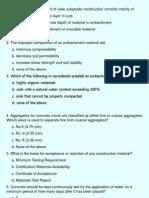 Questions- Materials Testing
