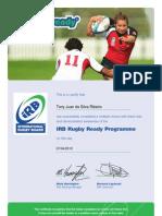 IRB Certificate 07-04-2012