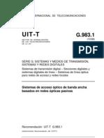 T-REC-G.983.1-199810-S!!PDF-S