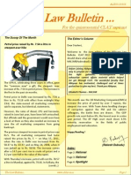 Abhyaas Law Bulletin - June 2012