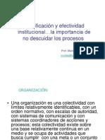 MARIO URIBE BRICEÑO PLANIFICACION Y EFECTIVIDAD INSTITUCIONAL PPT