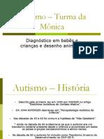 CURSO AUTISMO - pedagogia