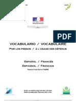 Vocabulario Frances
