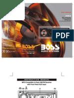 Boss Indash Radio 636CA-MANUAL Revise 2