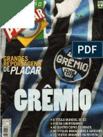 Revista Grandes Reportagens de Placar ( Grêmio )