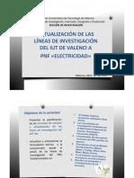 Lineas de Investigacion Programa Nacional de Informacion