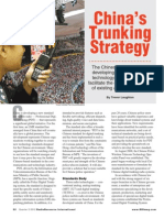 China's Trunking Strategy