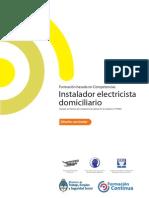 DC CONSTRUCCION Instalador Electricista Domiciliario