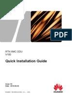 RTN XMC ODU Quick Installation Guide(V100_03)