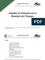 IC Analisis de Sistemas en El Tiempo