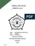 Cerium Material