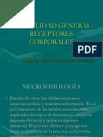 Sensibilidad+General Receptores+Corporales