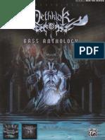 55839280 Metalocalypse Dethklok Bass Anthology