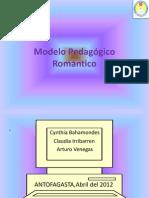 MODELO PEDAGÓGICO ESTILO ROMÁNTICO