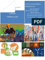 Central Termica a Gas