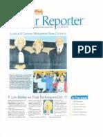 Article on Chemtech - Philadelphia Bar Association Newsletter[1]