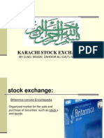 Issues of Stock Exchange....