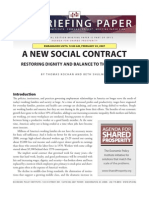 A New Social Contract