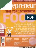 Entrepreneur Magazine September 2011