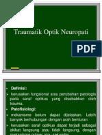 PTT Traumatik Optik Neuropati