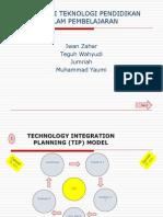 Integrasi Teknologi Pendidikan Dalam Pembelajaran