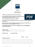 SCB113 Assignment 2 v1.1