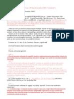 Legea Mediului Reactualizata La 2009