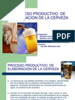 Elaboración cerveza