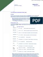 Tipos básicos C++_ representación interna y rango