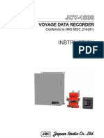 JRC-JCY-1800 VDR INSTRUCTION MANUAL