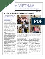 VIA Nho Vietnam Alumni Newsletter (Spring 2006)