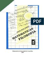 Matematica y Filosofia