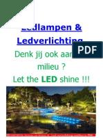 Alles Over Ledlampen en Ledverlichting