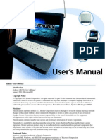 Itronix User's Manual
