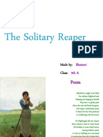 The Solitary Reaper