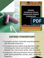 bengkel pembinaan bahan pemulihan dengan power point