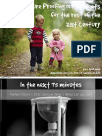 Future Proofing your students for the 21st Century