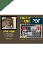 FREE ALL POLITICAL PRISONERS IN IRAN
