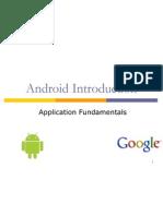 Application Fundamentals