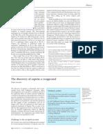Walter Sneader (2000) Controversies regarding the discovery of Aspirin