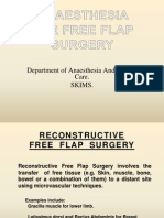 ...free flap