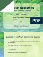 Lec 1 Economics an Introduction